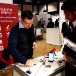 Silent Sensors in IDTechEx Berlin