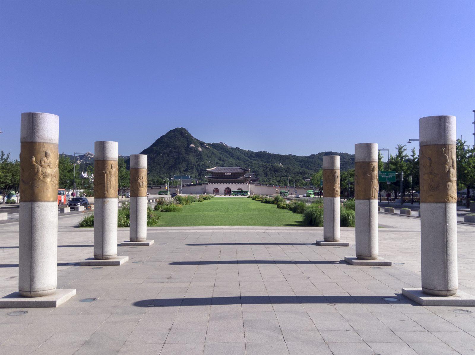 Hangeul Columns