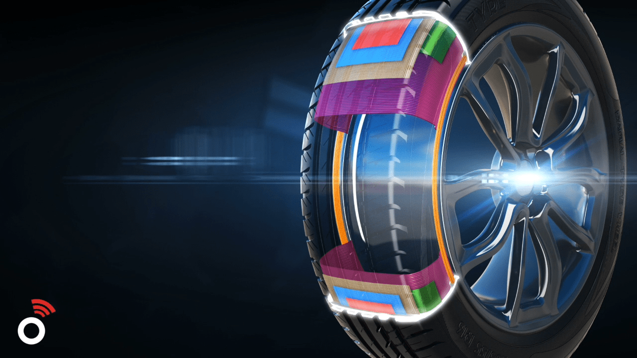 The Intelligent Tyre