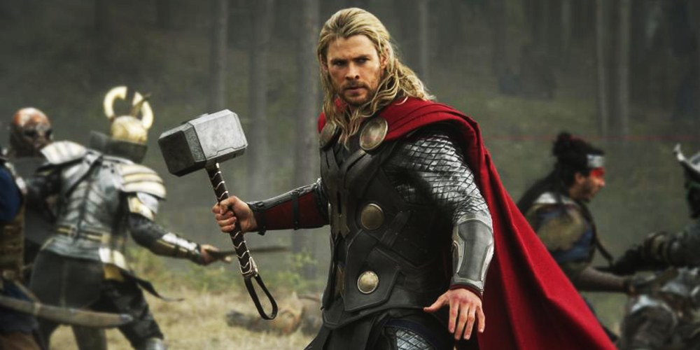 Thor's Hammer comes to the 21st Century